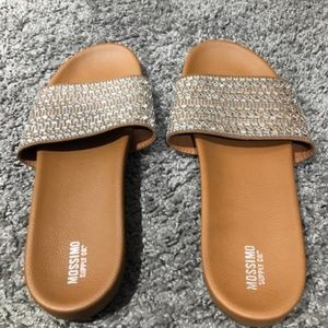 Womens Daylan Slide Sandal - Mossimo  Size 9